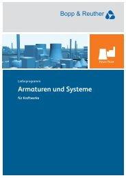 ASME I Sicherheitsventil (federbelastet) - Bopp & Reuther ...