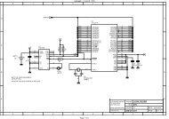 Schematic Diagram - AVRcard