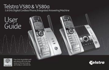 telstra easy view 3400 3450 vtech rh yumpu com ATI Radeon HD 3450 New Echo 3450 Chainsaw Chain