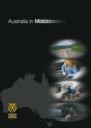 Australia in Motion - Australian Automobile Association