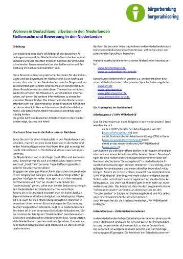 """Stellensuche Und Bewerbung"""" (Adg) - Arbeitsamt Der Dg"""