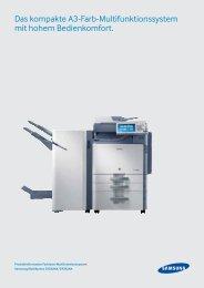 Datenblatt MultiXpress C9252NA_C9352NA - Kriesten GmbH