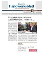DHB 21, 07.11.2013 - Handwerkskammer Koblenz