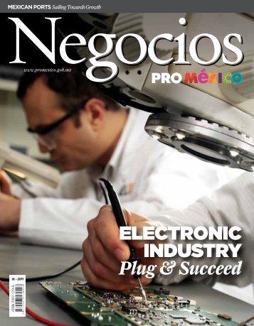 ElEctronic industry Plug & Succeed - ProMéxico