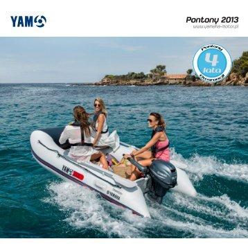 Katalog YAM 2013 (pdf, 6 MB) - Yamaha Motor Europe