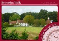 Benenden Walk - Walk Through Time