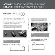 ACTIVITY HERSCHEL FAMILY TREASURE HUNT LOCATION ...
