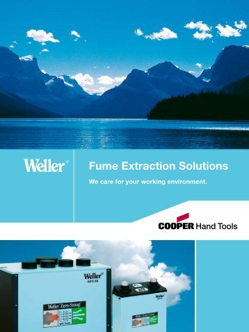 Fume Extraction Solutions