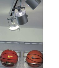 28 lampade a binario - rail track lamps - Hall & Geen