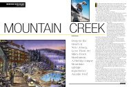 be good alpine skiing and riding in New - Snow East Magazine