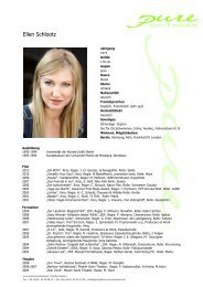 PDF - pure actors and presenters