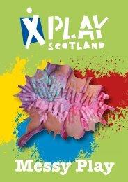 Messy Play Recipes - Play Scotland
