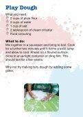 Messy Play Recipes - Play Scotland - Page 3