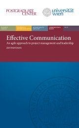 EffectiveComm dt.pdf, Seiten 1-6 - Postgraduate Center