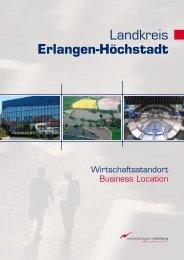 Bildung ist Zukunft - Landratsamt Erlangen-Höchstadt