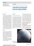 Sakralnervenstimulation bei Spina bifida - im Krankenhaus ... - Seite 2