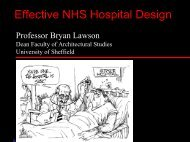 New Lecture - West Hertfordshire Hospitals NHS Trust