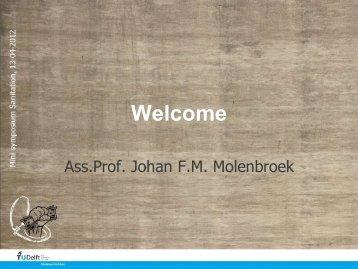 Download Johan Molenbroek's Keynote (PDF) - TU Delft