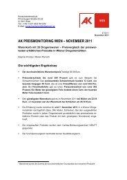 NOVEMBER 2011 - Arbeiterkammer Wien