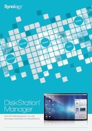 DiskStation Manager - Synology