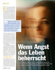 report - Christoph-Dornier-Klinik für Psychotherapie