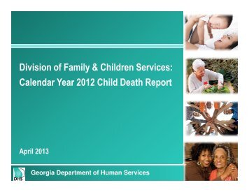Division of Family & Children Services - Department of Human ...