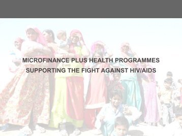 Supporting The Fight Against HIV/AIDS - University Meets ...