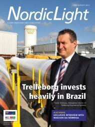 Jun 2012 / Aug 2012 - Câmara de Comércio Sueco-Brasileira