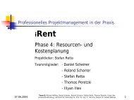 Professionelles Projektmanagement in der Praxis - Lehrstuhl für ...