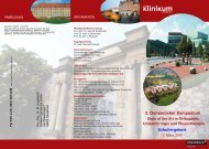 Download Flyer als PDF-Dokument - Klinikum Osnabrück