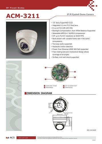 Acm-3211 руководство