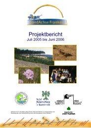 Projektbericht - Projekt SandAchse