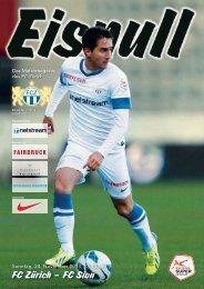 Nr. 7 13/14 (Sion) - FC Zürich