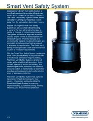 Smart Vent Safety System - Oceaneering