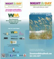 NIGHT&DAY; - Downtown Delray Beach