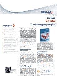 Datenblatt - Collax
