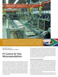 Kompletter Artikel als PDF - PC-Control