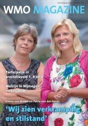 Wmo Magazine 4 - Landelijk Platform GGz