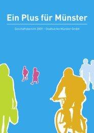 Den Geschäftsbericht 2009 als PDF herunterladen. - Stadtwerke ...