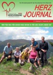 Journal 03 - Österreichischer Herzverband - Landesverband ...