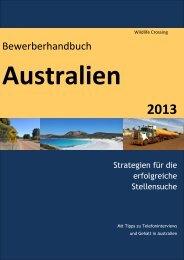 Bewerberhandbuch - Wildlife Crossing