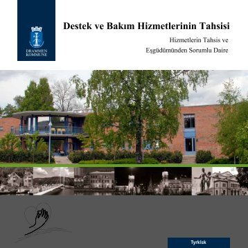 Destek ve Bakım Hizmetlerinin Tahsisi - Drammen kommune