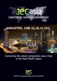 SlNGAPORE, JUNE 25, 26,27, 2013 - JEC Group