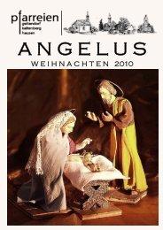 A N G E L U S - der Pfarreien Geltendorf - Kaltenberg - Hausen