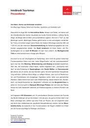 Pressetext in PDF - Mieminger Plateau
