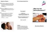 Was tun bei Schnulleralarm? - JVB Landesverband der Bayerischen ...