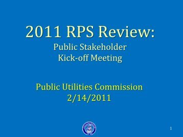 Total Capacity (MW) - New Hampshire Public Utilities Commission
