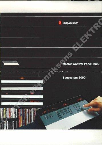 Master Control Panel 5000.pdf - abo - center