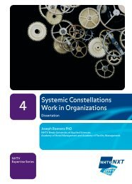 Systemic constellations work in organizations - Nhtv