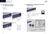 Das Plus auch im Detail: die LED-Betriebsanzeige ... - RWA-Berlin
